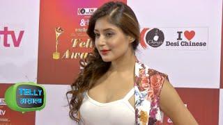 Watch: Kritika Kamra Walks The 14th Indian Telly Awards Red Carpet