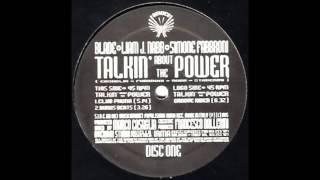 (1995) Blade + Liam J. Nabb + Simone Fabbroni - Talkin