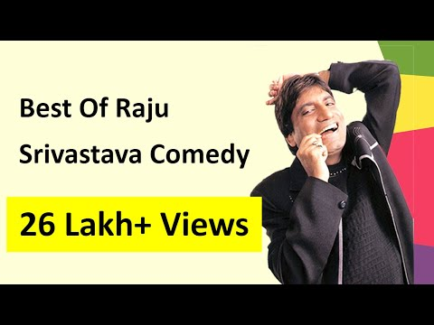 Best of Raju Srivastava - Husband & Wife Dependency || COMEDY MUNCH