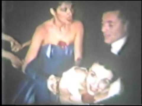 Bernard and Marilyn Perlman Wedding 1956