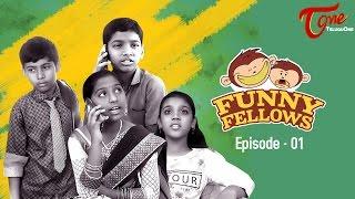 FUNNY FELLOWS | Kids Comedy Skits | Part #1 | By Lavanya Alvala | #TeluguComedy