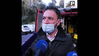 Marseille : opération des marins-pompiers pour traquer le Covid-19 dans les eaux usées