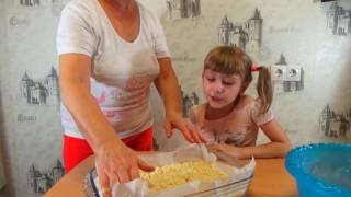 КОРОЛЕВСКАЯ КОВРИЖКА из творога ROYAL GINGERBREAD with cheese