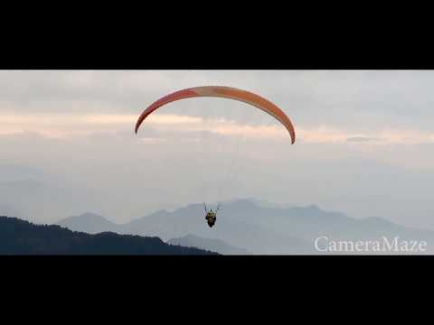 Paragliding in Bir Billing | Near Manali | Himachal Pradesh | India | Short film