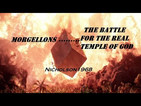 Morgellons...The Battle for the Real Temple of God