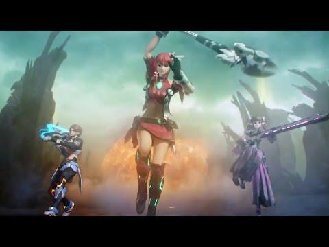 Phantasy Star Nova - Promotion Trailer (Japanese)