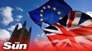 Brexit LIVE: Parliament debates Brexit preparations