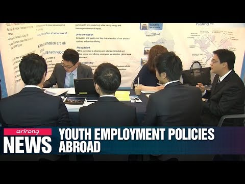 Exploring youth employment measures by advanced countries