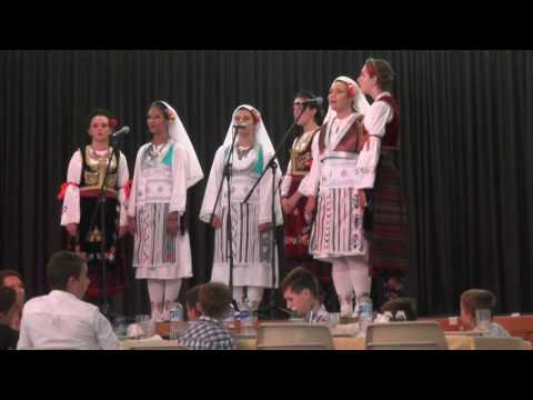 Sveti Sava Elanora Singing Group - Sveti Sava Slava 2017