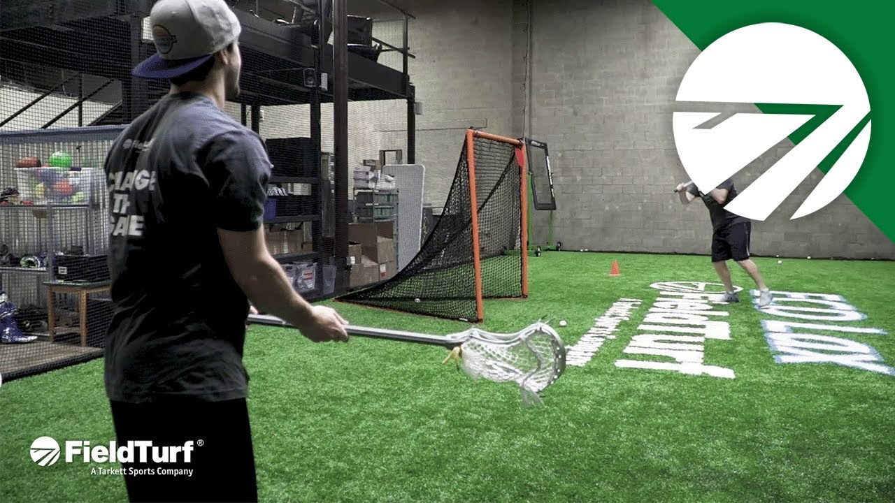 Shooting in Tight │ Shooting Drill │ Lacrosse Training with Colin Doyle