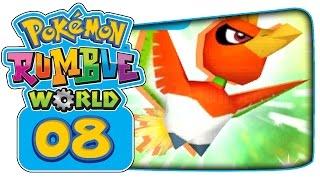 Pokémon Rumble World - Part 8: Gold Balloon & Boss Captures!