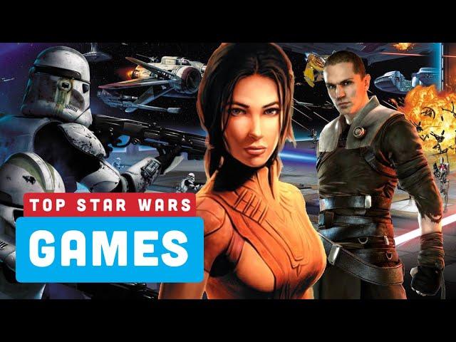 Seus melhores jogos Star Wars - Ranking de poder + vídeo