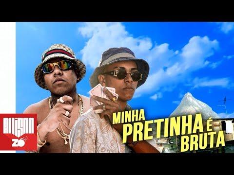 MC Lipi e MC Magal - Minha Pretinha é Bruta - Fuga (DJCK e DJRusso) 2018