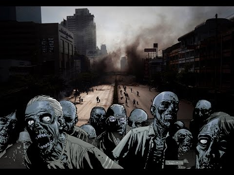Surviving The Zombie Apocalypse!! (Episode 19)