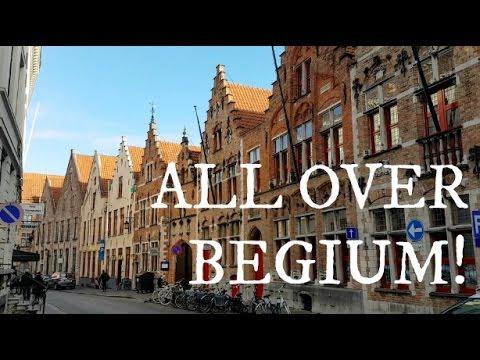 VISITING BELGIUM!!