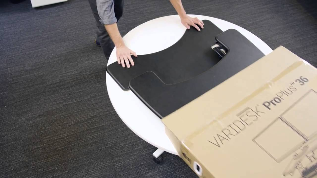 attachment standing convertible evodesk desk up stand amazon adjustable