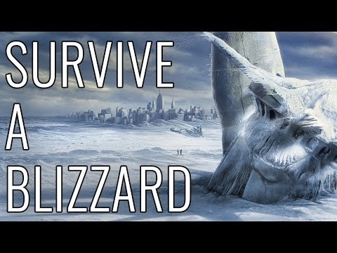 How to Survive A Blizzard - EPIC HOW TO