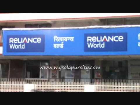 6a39515cb98b1 Solapur Reliance Hub Showroom - YouTube
