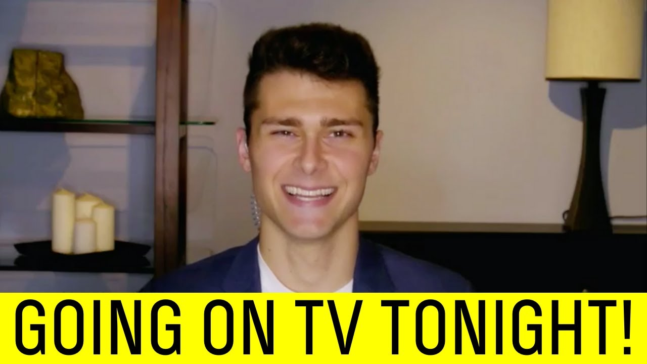I'm Going on TV! The Celeb Talk Guy on Married At First Sight.