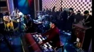 The Neville Brothers on Conan