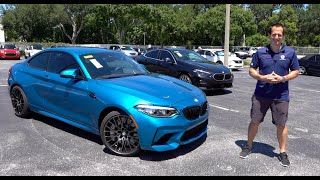 Is the 2020 BMW M2 Competition WORTH buying or WAIT for the 2021 redesign?