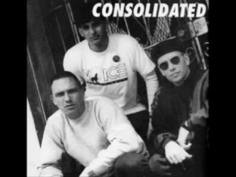 Consolidated - You Suck