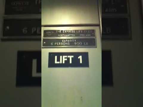24 - Express Lift, Council Offices, Cambridge.
