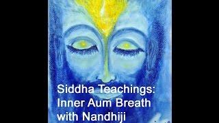 Siddha Yoga Teachings: Inner Aum Breath