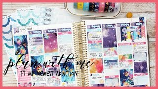 PLAN WITH ME ll FT MY NEWEST ADDICTION ll OOPSIE SHEETS