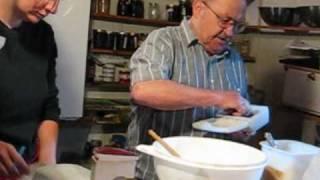 Sourdough Rye Bread Part 1