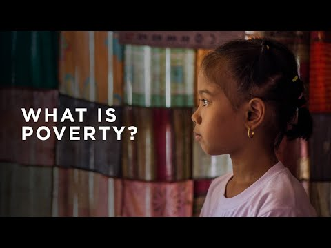 What is Poverty? - Compassion International