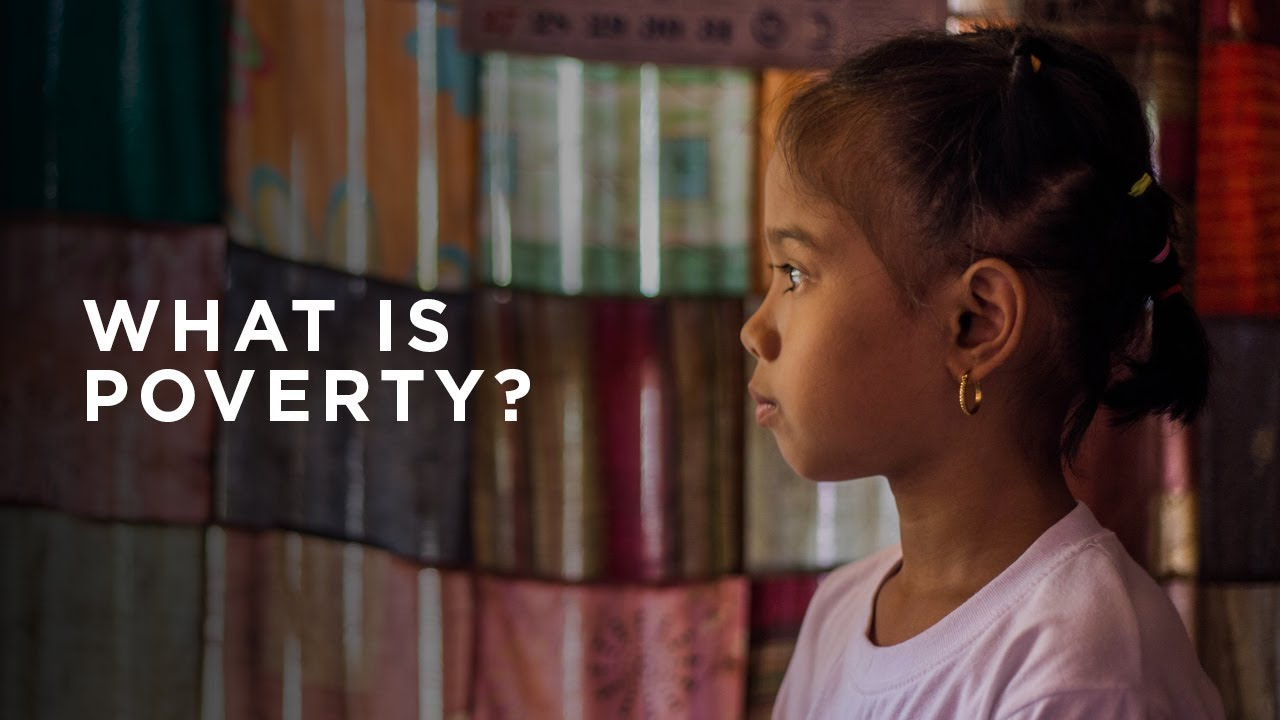 what is poverty compassion international youtube