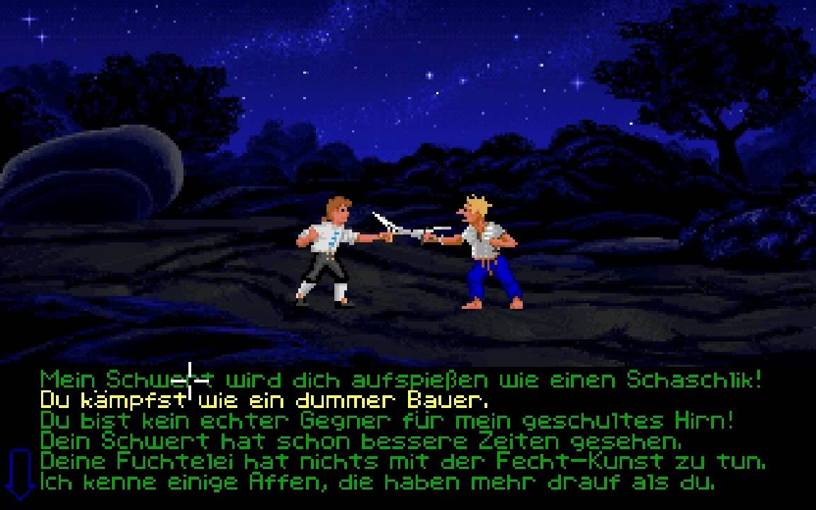 Monkey Island 1 Download Deutsch