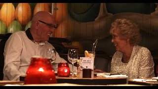 80 years old first blind date see what happens