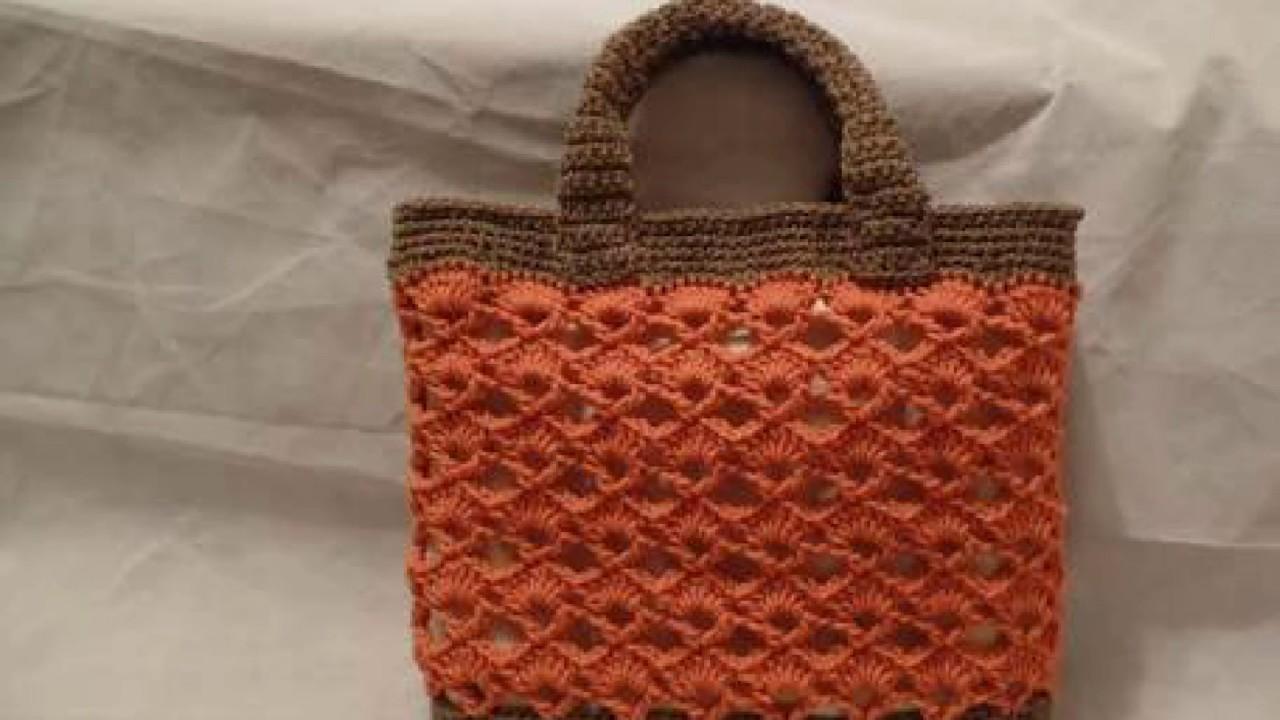 Sling bag crochet - Latest Crochet Bags Crochet Double Stitch Crochet Hand Bags Crochet Sling Bags