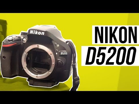 Nikon D5200 REVIEW & Video TEST 2018 (5 YEARS LATER?)