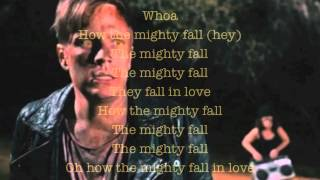 Fall Out Boy (Feat. Big Sean) - The Mighty Fall (lyrics)