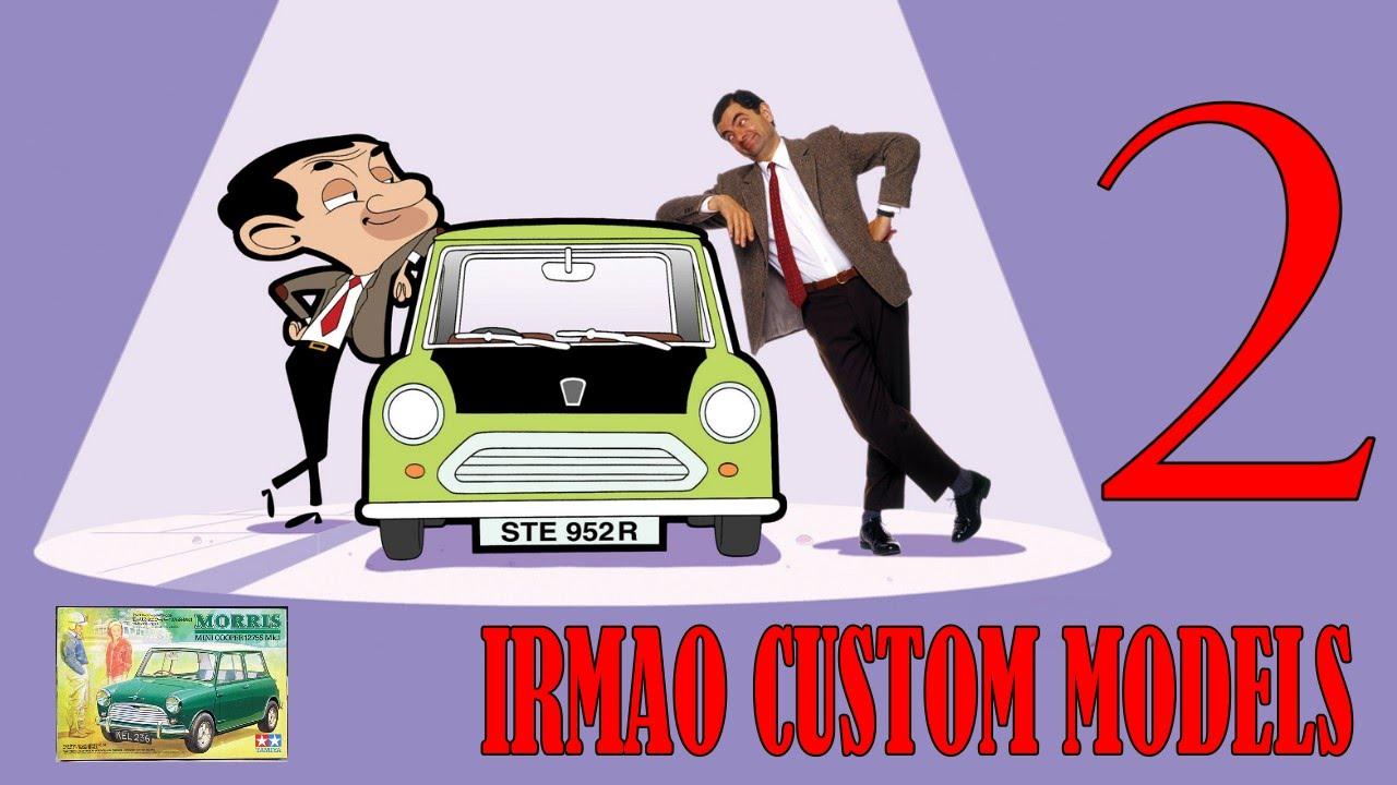 mr bean car build tamiya 1 24 scale part 2 youtube. Black Bedroom Furniture Sets. Home Design Ideas