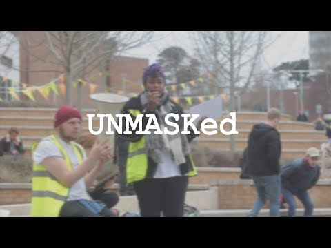 UNMASKed: Racism at the University of Exeter