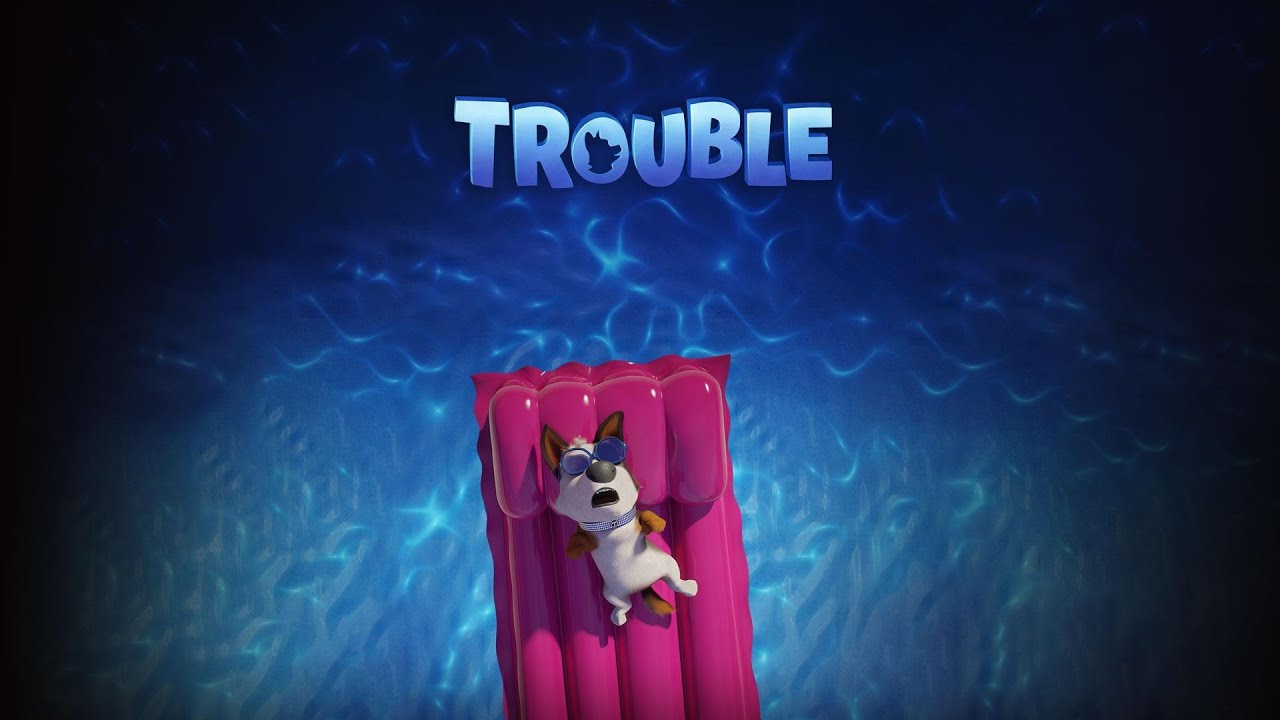 Download 'Trouble' official trailer