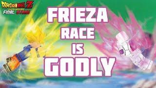 Neu! FRIEZA GODLY RACE| Dragon Ball Z Final Stand | Roblox