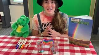 PSPL Puppet Science: Grow a Rainbow!