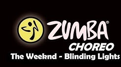 The Weeknd - Blinding Lights - Zumba®fitness with Ira