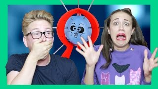 Balloon Popping: Miranda's Biggest Fear | Tyler Oakley