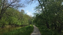 Ohio & Erie Canal Towpath Trail - May 9, 2015