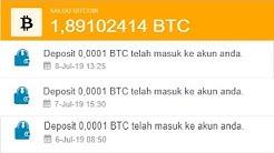 Cara Mendapatkan Bitcoin Gratis Cocok Untuk Pemula 2019