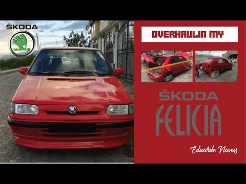 Škoda Felicia GLX 1995 - Restauración