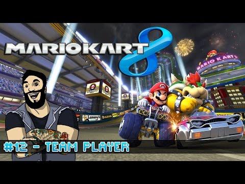 Mario Kart 8 Online #12 - Team Player