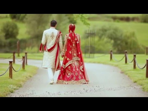 Asian Wedding Cinematography London • Ladywood Estate Indian Wedding Highlights