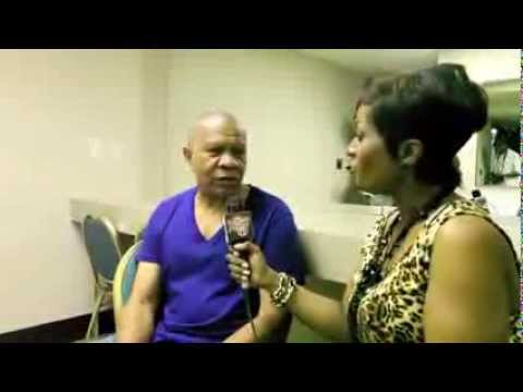 Celebrity Blogger Ms. Sugar Interviews Legendary Singer Lenny Williams